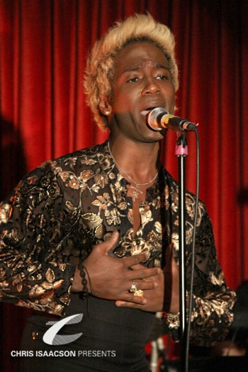 Dezmond Meeks at Upright Cabaret