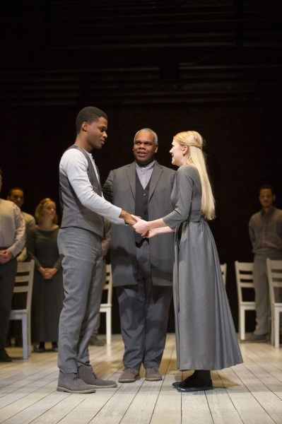 Photo Flash: First Look at Ford's Theatre's OUR TOWN