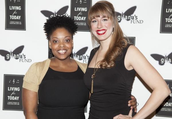 Rheaume Crenshaw and Cassandra Sandberg