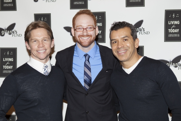 Jack Noseworthy, David Alpert, and Sergio Trujillo