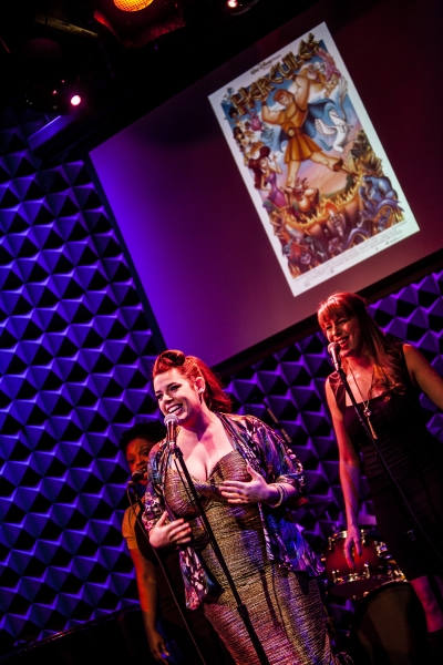 Alysha Umphress, Cassandra Sandberg and Rheaume Crenshaw