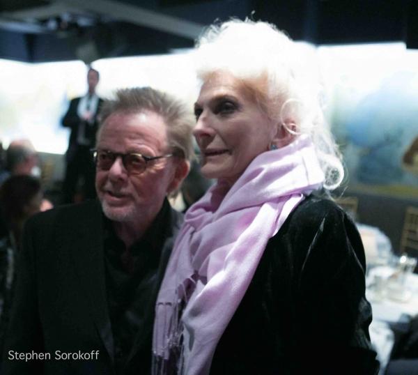 Paul Williams & Judy Collins