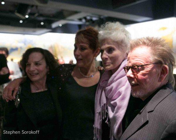 Michele Brourman, Amanda McBroom, Judy Collins, Paul Williams