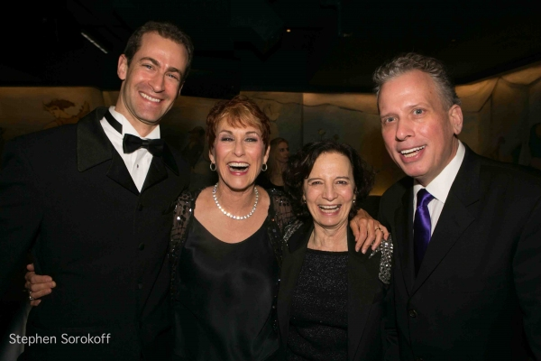 Dan Fabricant, Amanda McBroom, Michele Brourman, Billy Stritch