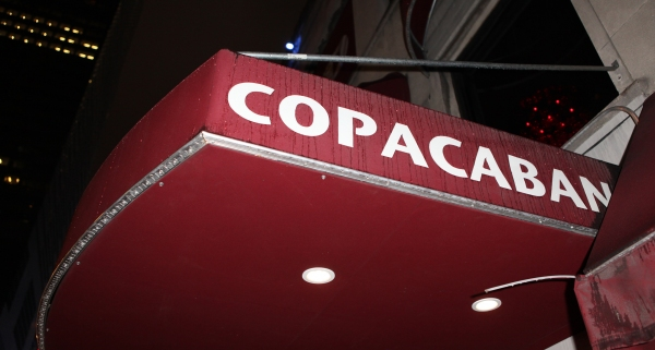 Photo Coverage: Inside MANILOW ON BROADWAY's Copacabana After Party!