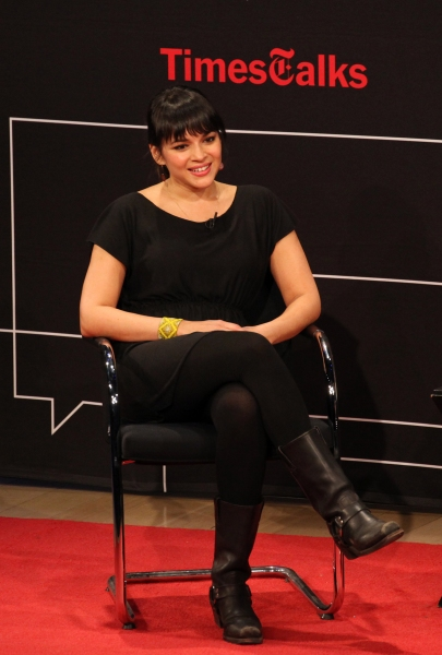 Photo Coverage: Nora Jones Visits TimesTalks