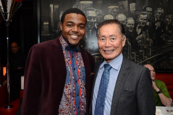 Photo Flash: Jay Kuo Plays The Lambs Club With Lea Salonga, George Takei and More