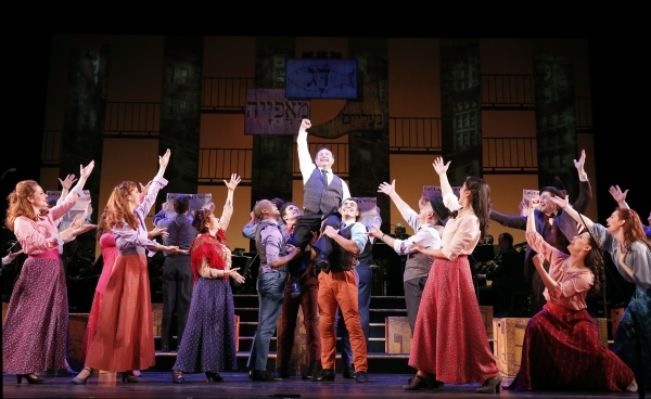 Photo Flash: First Look at Danny Rutigliano, Kate Baldwin, and More in Encores! FIORELLO
