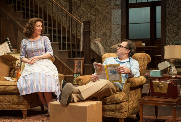 Photo Flash: First Look at Marti Gobel, James T. Alfred and More in Milwaukee Rep's CLYBOURNE PARK