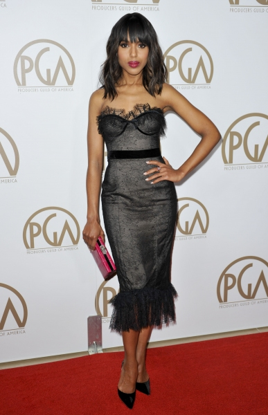 Fashion Photo of the Day 1/30/13 - Kerry Washington