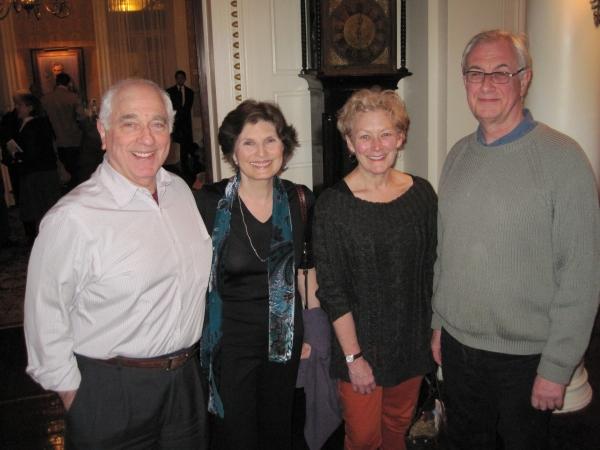 Michael Greenstein, Roxanne Greenstein, Clara Miller, Chris Jenkins