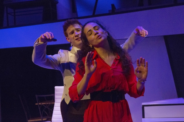 Photo Flash: First Look at Phoenix Theatre's NEXT TO NORMAL, Opening Tonight