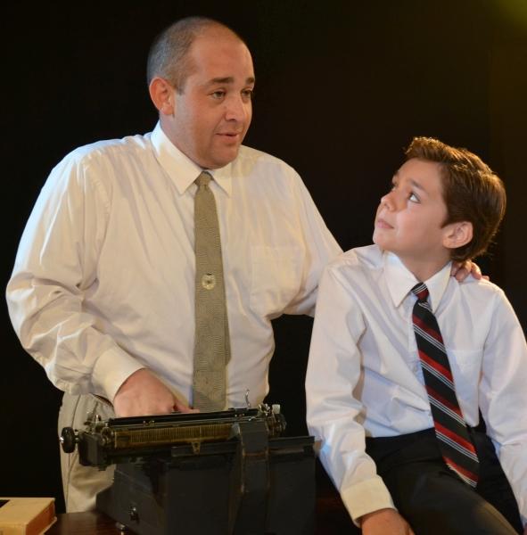 Photo Flash: Theatre Southwest Opens CRITICS CHOICE Tonight