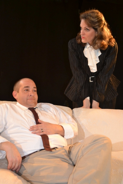 Photo Flash: First Look at Theatre Southwest's CRITICS CHOICE