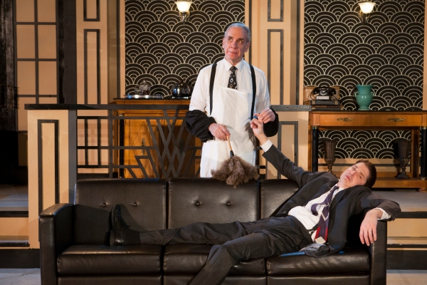 Photo Flash: First Look at JEEVES TAKES A BOW Opens at First Folio Theatre