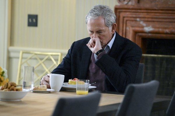 Victor Garber at DECEPTION's 'Don't Be A Dummy'
