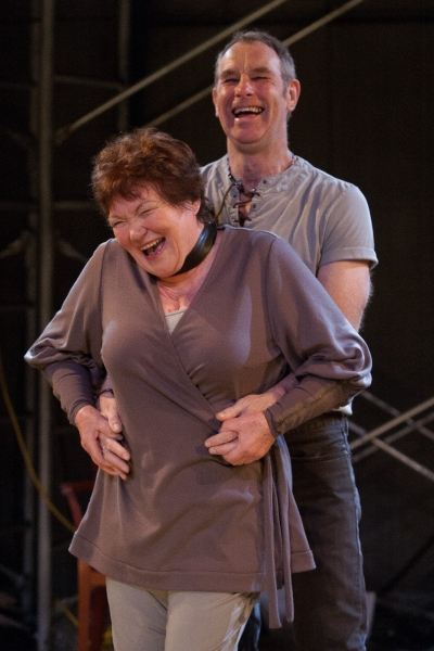 Photo Flash: First Look at Tina Packer's WOMEN OF WILL Off-Broadway