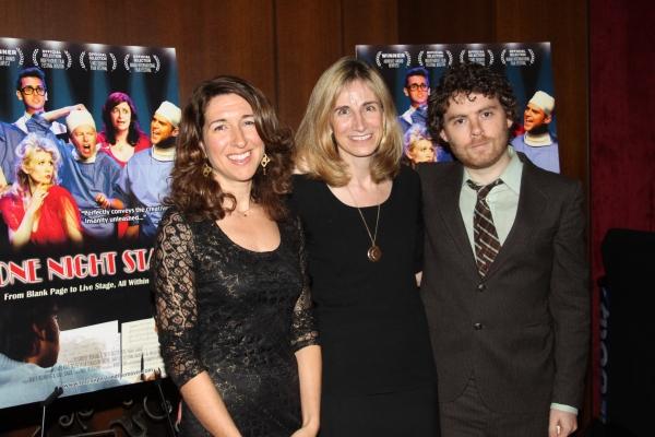 Trish Dalton, Elisabeth Sperling and Gabriel Kahane  Photo