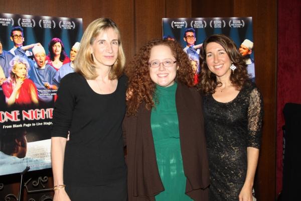 Elisabeth Sperling, Sarah Bisman and Trish Dalton