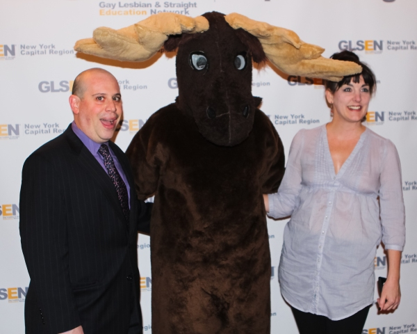 Leonard Jacobs, The Moose and Guest  Photo