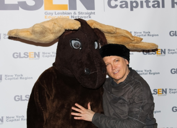 Charles Busch and The Moose