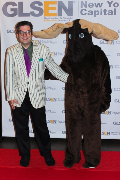 Michael Musto and The Moose