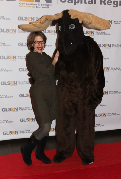 Jackie Hoffman and The Moose
