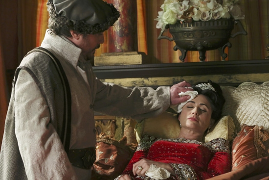 Photo Flash: First Look - Rena Sofer Guests on ABC's ONCE UPON A TIME