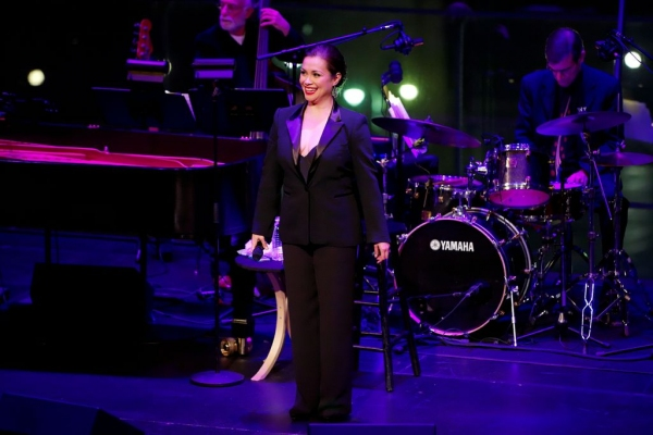 Photo Coverage: Lea Salonga Kicks Off 2013 Lincoln Center's AMERICAN SONGBOOK
