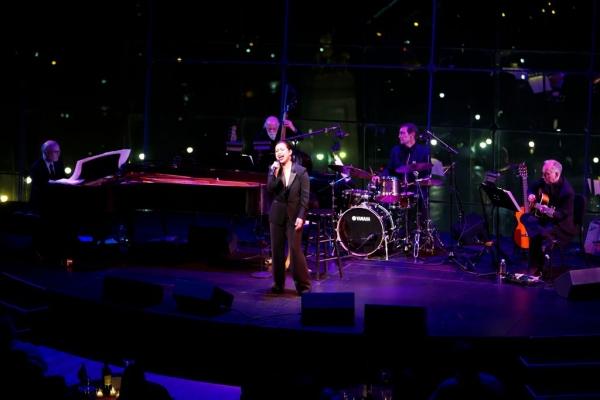 Larry Yurman (piano), John Miller (bass), Lea Salonga, Dave Ratajczak (drums), Jack Cavari (guitar)