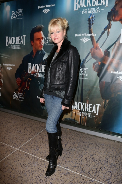 Photo Flash: Opening Night at BACKBEAT at CTG's Ahmanson Theatre