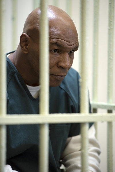 Mike Tyson at First Look at Mike Tyson on LAW & ORDER: SVU