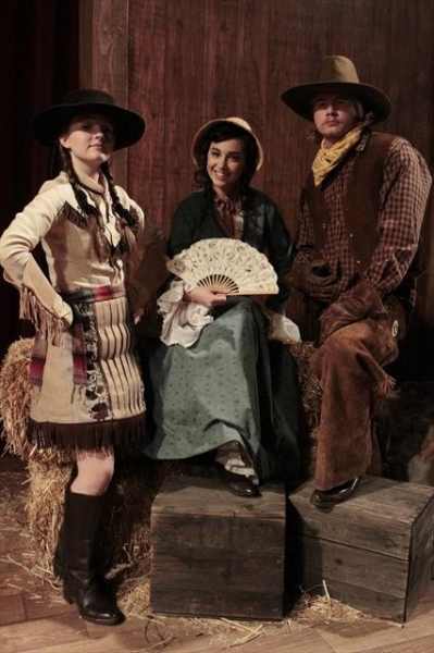 Photo Flash: LAST MAN STANDING's 'Buffalo Bill Day'