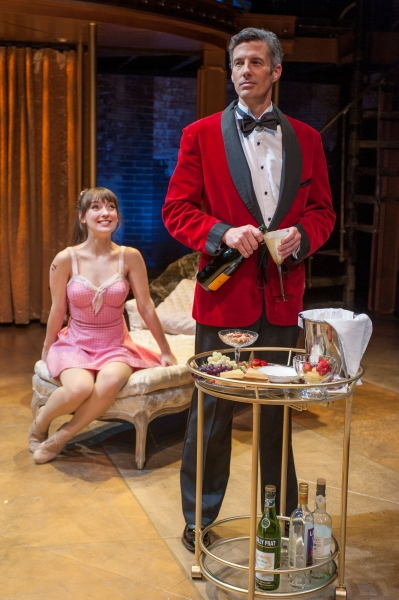 Photo Flash: First Look at Writers' Theatre's SWEET CHARITY, Opening Tonight