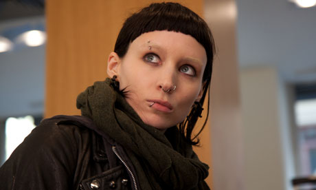 Rooney Mara at Daniel Craig May be Written Out of GIRL WITH THE DRAGON TATTOO Sequels