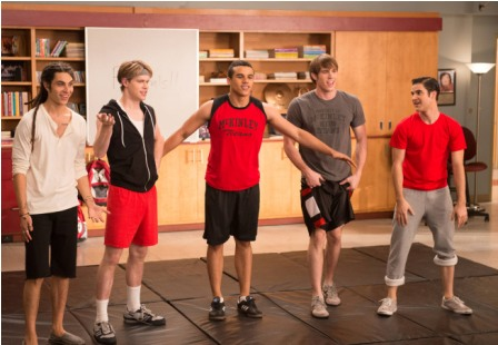 SOUND OFF: GLEE Gets Naked
