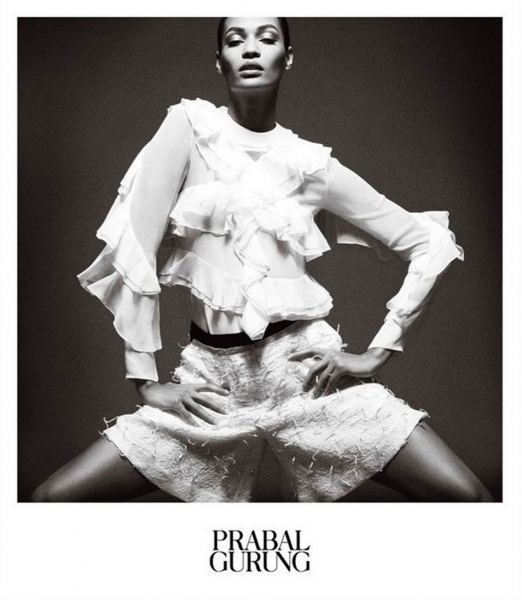 Photo Coverage: Prabal Gurung's Spring 2013 Ad Campaign