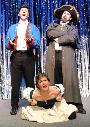 Photo Flash: FORBIDDEN BROADWAY Takes on LES MISERABLES!