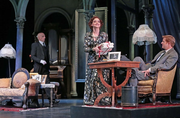 Photo Flash: First Look at Christine Sherrill, Will Ray and More in SUNSET BOULEVARD - Complete Pics!