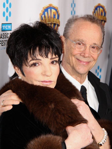 Photo Flash: Liza Minnelli, Joel Grey & More Attend CABARET 40th Anniversary Screening