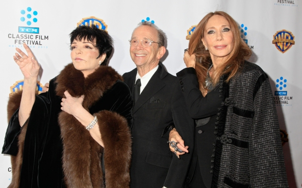 Mandatory Credit: Photo by Gregory Pace / BEImages (1225048ab)Liza Minnelli, Joel Grey and Marisa Berenson'Cabaret' 40th anniversary film screening, New York, America - 31 Jan 2013 at Liza Minnelli, Joel Grey & More Attend CABARET 40th Anniversary Screening
