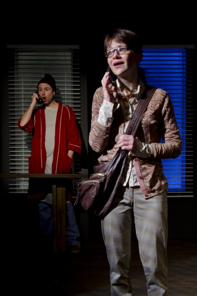 Photo Flash: First Look at Abingdon Theatre's BODEGA BAY