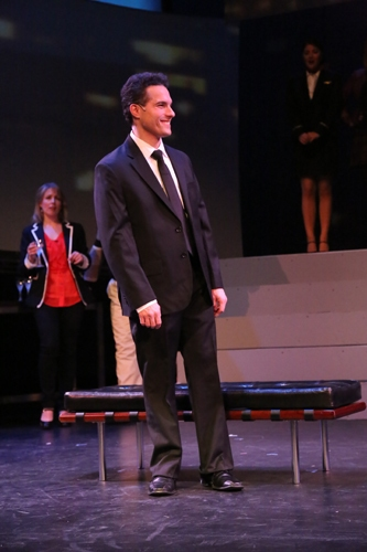 Photo Flash: First Look at John Michael Coppola and More in Williams Street Rep's COMPANY