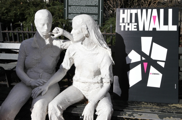 Photo Coverage: Meet HIT THE WALL's Creative Team - Ike Holter and Eric Hoff!