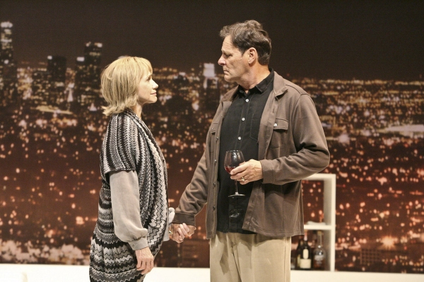 Kathy Baker and Chris Mulkey
