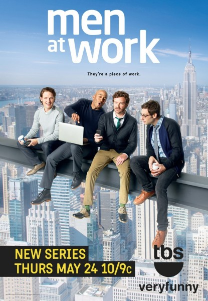 TBS to Premiere MEN AT WORK Season 2 in April
