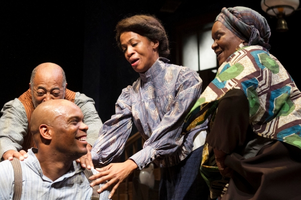 Photo Flash: First Look at Cygnet Theatre's GEM OF THE OCEAN