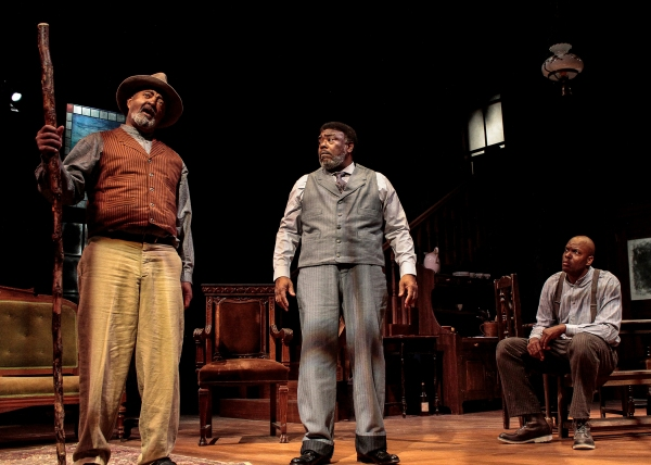 Photos: First Look at Cygnet Theatre's GEM OF THE OCEAN