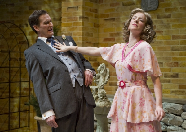 Photo Flash: First Look at Taproot Theatre's JEEVES IN BLOOM, Opening Tonight