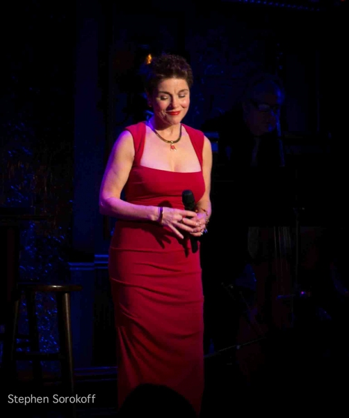 Photo Coverage: Christine Andreas Seduces Audiences with BEMUSED at 54 Below